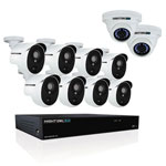 Night Owl 16 Channel Extreme HD Video Security System, 3MP Resolution