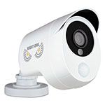Night Owl One Pack Add-On Wired HD Analog Security Camera w/Heat Based Motion Detection,2/Pk