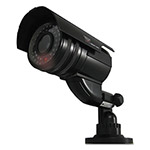 Night Owl Decoy Bullet Camera with Flashing LED Light, Black