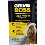Nice-Pak Grime Boss® Heavy Duty Hand Cleaning Wipes