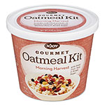N'Joy Gourmet Oatmeal Kit, Morning Harvest, 3.08 oz Bowl