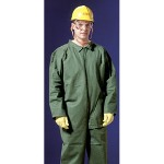 Dupont Nomex Limited Wear Coverall Zip Ft Large
