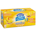 Nestle Pure Life Exotics Sparkling Water, Mango Peach Pineapple, 12oz Can, 24/Carton