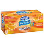 Nestle Pure Life Exotics Sparkling Water, Tangerine, 12 oz Can, 8/Pack, 3 Pack/Carton