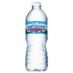 Ice Mountain Natural Spring Water, 16.9 oz Bottle, 35 Bottles/Carton