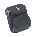 Norazza AC220 Digital Nylon Camera Case, Black