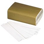 "SkilCraft Paper Towels, C-Fold, 10-1/4"" x 4"", 200/Bundle, 12 Bundles/CT, WE"