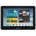 "Samsung Galaxy Tab 2 (10.1) WiFi - Tablet - Android 4.0 - 16 GB - 10.1"" - Titanium Silver"