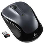 Logitech M325 Wireless Mouse, Right/Left, Black