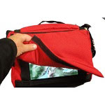 Nimbustote Original Red w/Flap for iPad