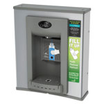 Oasis Electronic Hands-Free Bottle Filler Retro Fit, 16 1/2 dia., Gray
