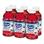 Ocean Spray Cranberry Juice Drink, Diet Cranberry, 10 oz Bottle, 4/Pack