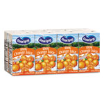 Ocean Spray Aseptic Juice Boxes, 100% Orange, 4.2 oz, 40/Carton