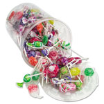 Office Snax Top-O-The Line Pops, Dum Dums, Tootsie Pops, Charms Lolipops, Saf-T-Pops, 3.5 lb.