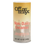 Ragold/Office Snax 00020 Powder Coffee Creamer Canister, 12 Ounces