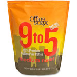 Office Snax 100% Pure Arabica Coffee, Original Blend