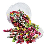 Office Snax Candy Assortments, Assorted Organic Candy, 16.5oz Tub