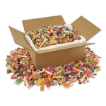 Office Snax All Tyme Candy Mix, Bulk Pack, 10lbs, Re-sealable Bag, BKFT