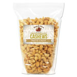 Office Snax All Tyme Favorite Nuts, Cashews, 32 oz Bag
