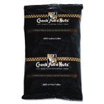 Office Snax Upper West Side European Roast Ground Coffee, 2 oz Packet, 36/Box