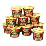 Office Snax Single Serve Instant Oatmeal, Apple Cinnamon Flavor, Twelve 1.9 oz. Bowls/Box
