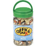 Office Snax All Tyme Favorite Nuts, Tropical Trail Mix, 16 oz. Jar
