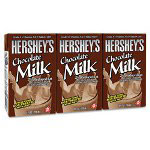 Office Snax 2% Chocolate Milk, 8 oz. Container, 3/Pack