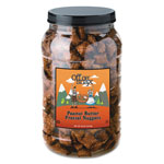 Office Snax Peanut Butter Pretzel Gems, 44 oz
