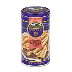 Office Snax Royal Dansk Luxury Chocolate Wafer Cookies, 12.3 Ounces