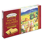 Dolcetto Wafers, Chocolate, 6.3 oz Box
