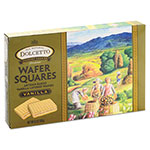Dolcetto Wafers, Vanilla, 6.3 oz Box