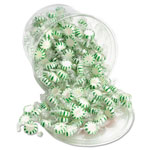 Ragold/Office Snax Starlight Mints, Spearmint, 2 lb. Tub