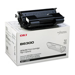 Okidata Print Cartridge for B6300 Series, Black
