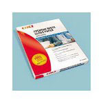 "Okidata Premium Copy Paper, 8 1/2""x11"", 96 Bright, White, 32 LB, One Ream"