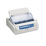 Okidata ML420n 9 Pin Dot Matrix Printer, 570cps, Ethernet, 3 yr Manufacturer Warranty