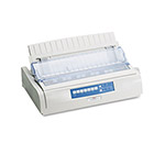 Okidata ML421 Dot Matrix Impact Printer, 9 Pin, 570cps Super Speed Draft