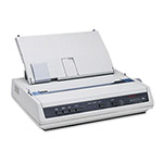 Okidata ML186 Dot Matrix Printer (Serial)