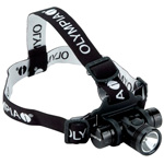 Olympia EX550 Black Headlamp