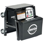 Omega 2-n-1 Mechanics Creeper Seat/Step Stool