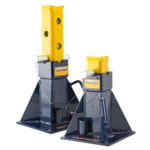 Omega 25 Ton Pin Style Jack Stands