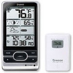 Oregon Scientific BAR388HGA Wireless Weather Station with Atomic Clock