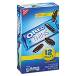 Nabisco Oreo Cookies Single Serve Packs, Chocolate, 1.02 oz Pack, 12/Box