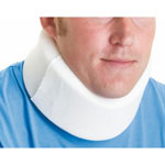 "Medline Low Profile Cervical Collar - Collar, Cervical, Firm, 2.5X19"", Large, Ea"