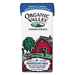 Organic Valley Milk, 2% Reduced Fat, Liter, Resealable Aseptic Container