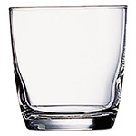 Office Settings Marbel Beverage Glasses, 10.5oz, Clear, 6/Box