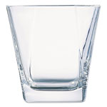 Office Settings Cozumel Beverage Glasses, 9oz, Clear, 6/Box