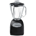 "Oster Simple Blend 200 Blender, 12-Speed, 6-Cup, 10 1/2"" x 7.2"" x 12.8"""