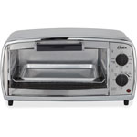 Oster Toaster Oven, 4-Slice, Stainless Steel