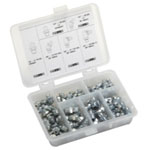 OTC 80 Piece SAE Grease Fitting Kit