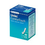 Owen Mumford Unilet Gap Ultralite, 28G, 100 per Box